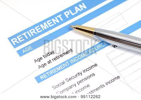Retirement Plan Document