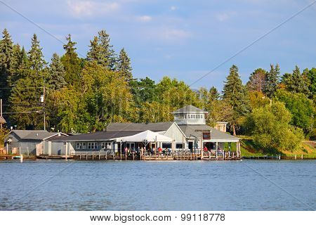 Thirsty Whale Minocqua Wisconsin