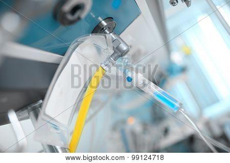 Iv Drip In Hospital
