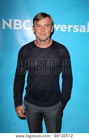 LOS ANGELES - AUG 13:  RIcky Schroder at the NBCUniversal 2015 TCA Summer Press Tour at the Beverly Hilton Hotel on August 13, 2015 in Beverly Hills, CA