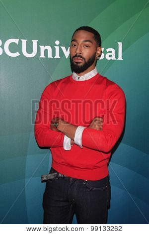 LOS ANGELES - AUG 13:  Tone Bell at the NBCUniversal 2015 TCA Summer Press Tour at the Beverly Hilton Hotel on August 13, 2015 in Beverly Hills, CA