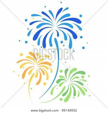 Vector Firework