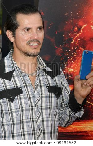LOS ANGELES - AUG 18:  John Leguizamo at the
