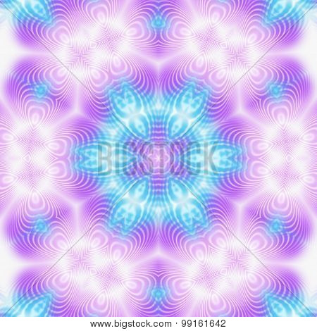 Abstract Concentric Pattern