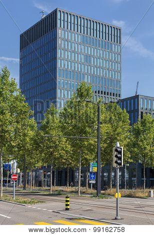 Office Building In Oerlikon