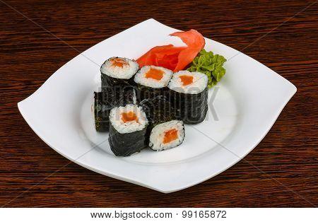Salmon Maki
