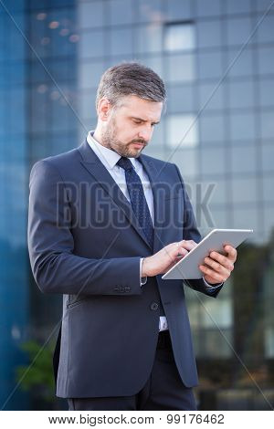 Financial Sector Worker
