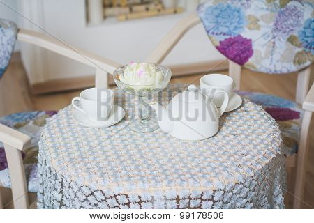Table To Drink Tea