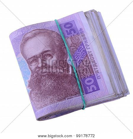 Ukrainian Hryvnia Currency
