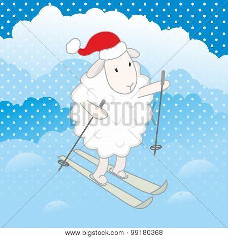 Ram Skiing