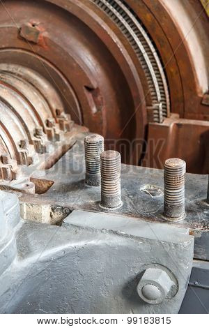 Iron Mechanical Tools