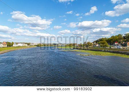 Nemunas River View
