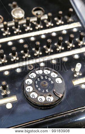 Nostalgical Old Telegram