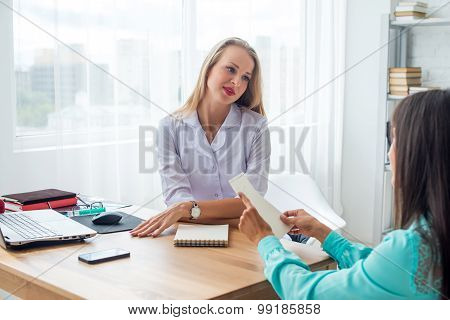 doctor with patient in hospital healthcare and medical concept