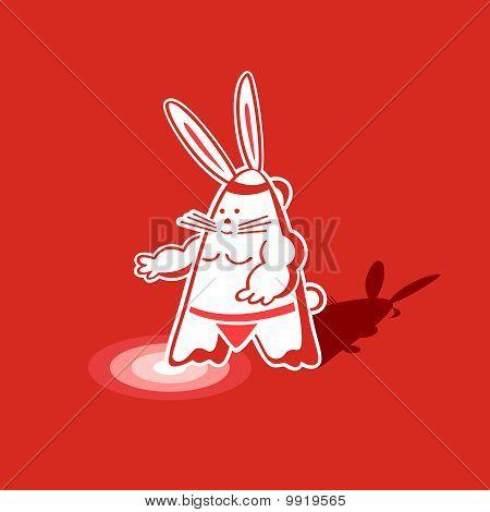 Sumo Rabbit