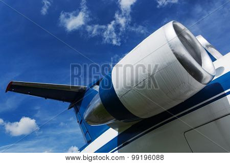 the engine of the modern aircraft