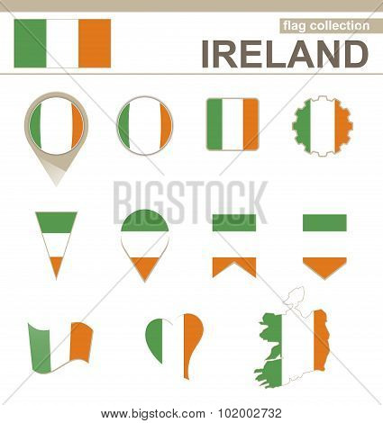 Ireland Flag Collection
