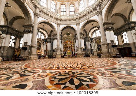 Basilica Santa Maria Della Salute - Venezia Italy