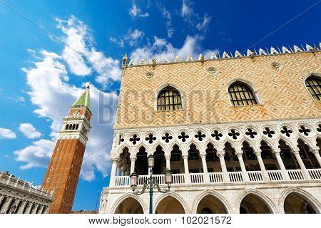 San Marco Square - Venice Italy