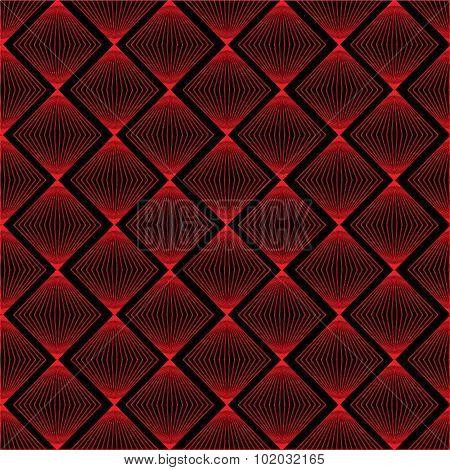 Vector Seamless Pattern. Geometric Design. Illustration