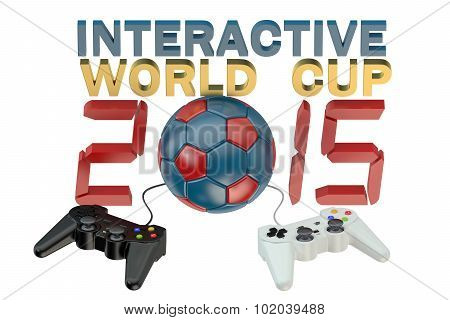 Interactive World Cup Concept