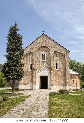 Virgin's church of Studenica monastery
