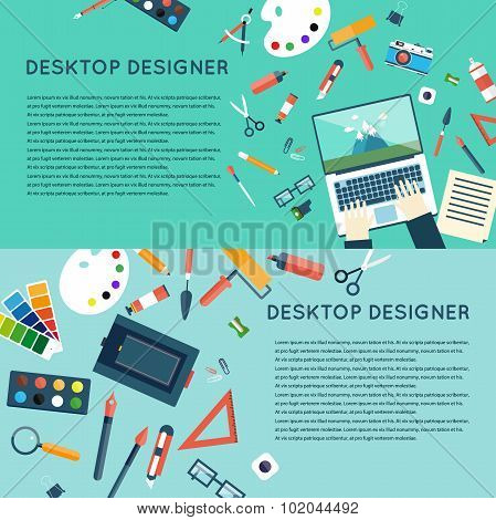 Designer office works pace