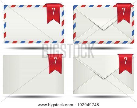 Closed Mail Box Alert Icon