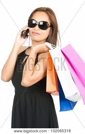 Hip Asian Shopper Sunglasses Fashion Bags Phone