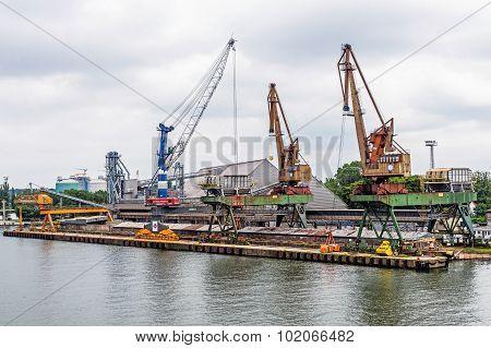 Port of Swinoujscie