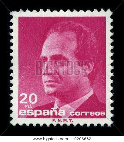 Postage Stamp.