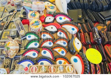 Maltese Eye Souvenirs