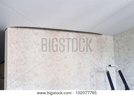 Repairs - Installation Of Suspended Ceilings