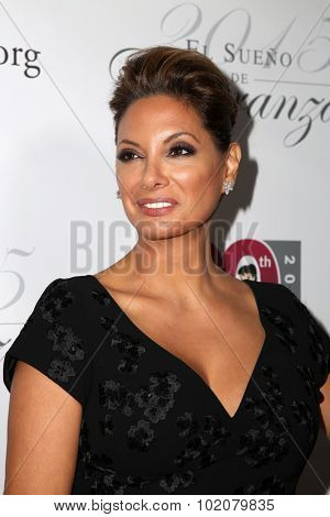 LOS ANGELES - SEP 17:  Alex Meneses at the Padres Contra El Cancer's 15th Annual