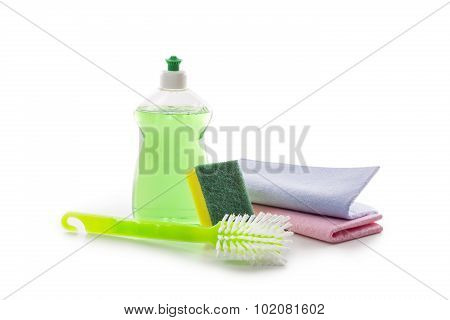 Cleaning Utensils