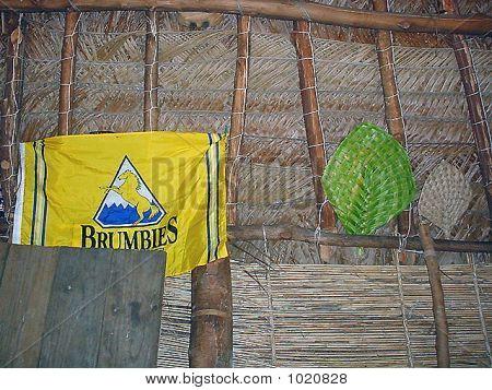 Inside A Village House