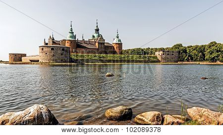 The legendary Kalmar castle