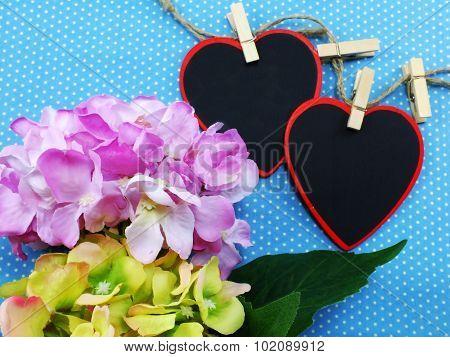 heart background valentine's day