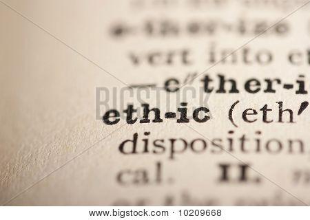 Word Ethic