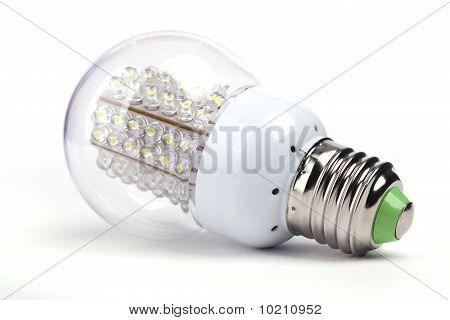 Bulbo do diodo emissor de luz luzes