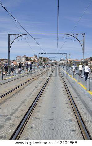 Rails Of The City Metro