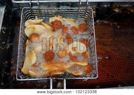 Food And Cuisine - Falafel