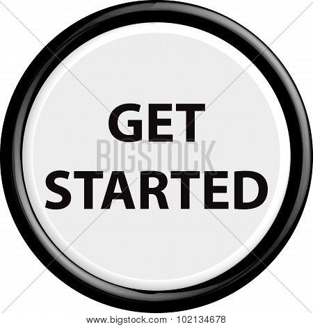 Button Get Started