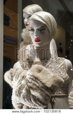 fasiom mannequin