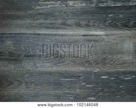 Rustic Old Grey Wood Background