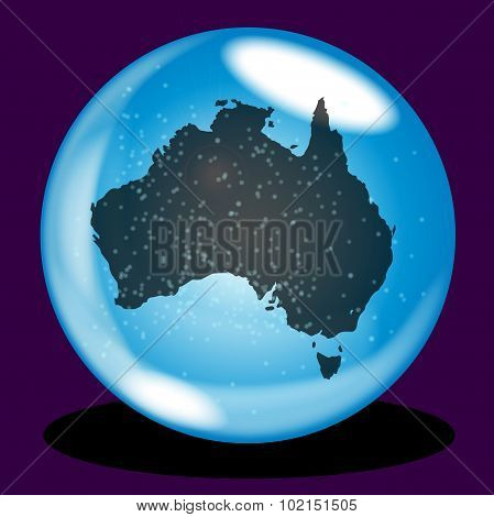 Australia Crystal Ball