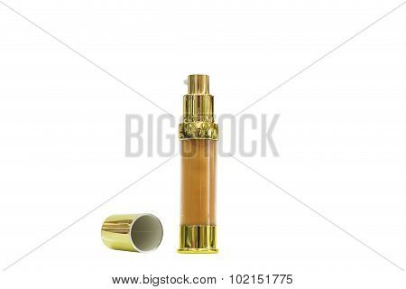 Bottle Of Essential Oil.
