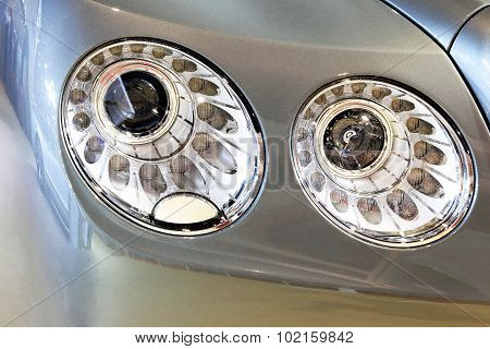 Headlight Of Bentley Series Flying Spur V8