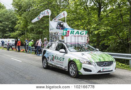 Ragt Semences Vehicle - Tour De France 2014