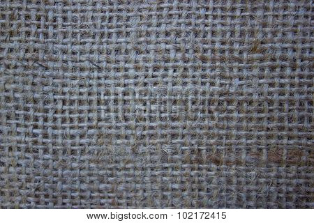 sackcloth brown background